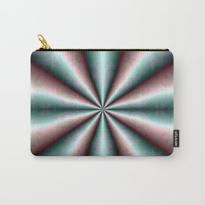 Pleated Quartet Carry-All Pouch
