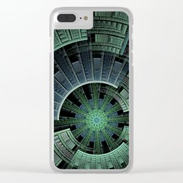 If Six Was Nine Clear iPhone Case