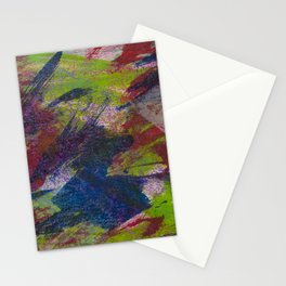 Cab Fare Stationery Cards