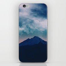 Magic night iPhone Skin