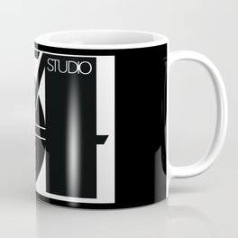 Studio 54 Art Print, Black White Poster, Art Prints, Fashion Print, Minimalist Print, Modern Art, Mi Coffee Mug