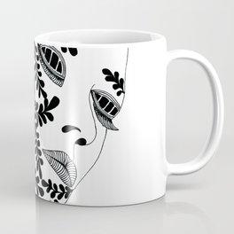 Sensitive Woman Coffee Mug