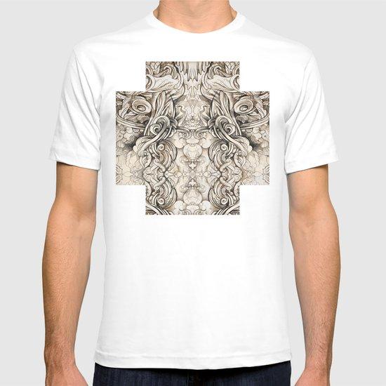 Cruciform T-shirt