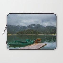 Black Lake Laptop Sleeve