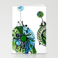 boys Stationery Cards featuring boys by Colette Buscemi