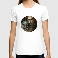 madonna T-shirts featuring Lamenting Madonna by Richard George Davis