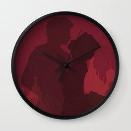 Anna Karenina Wall Clock