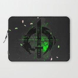 Ryūjin no ken wo kurae! Laptop Sleeve