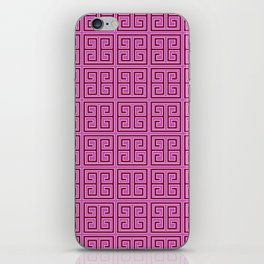 Violaceous iPhone Skin