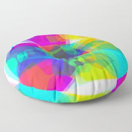 Techno dudes Sleep Floor Pillow