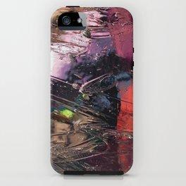 Glass Pane iPhone Case