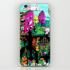 Color in the City iPhone & iPod Skin