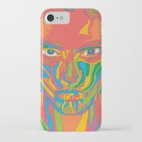 the xx iPhone & iPod Cases featuring XX by yhello designer