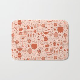 Love Potion: Valentine Bath Mat