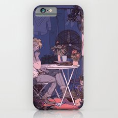 in another lifetime, maybe. Slim Case iPhone 6