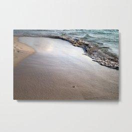 Aruba Eagle Beach Metal Print