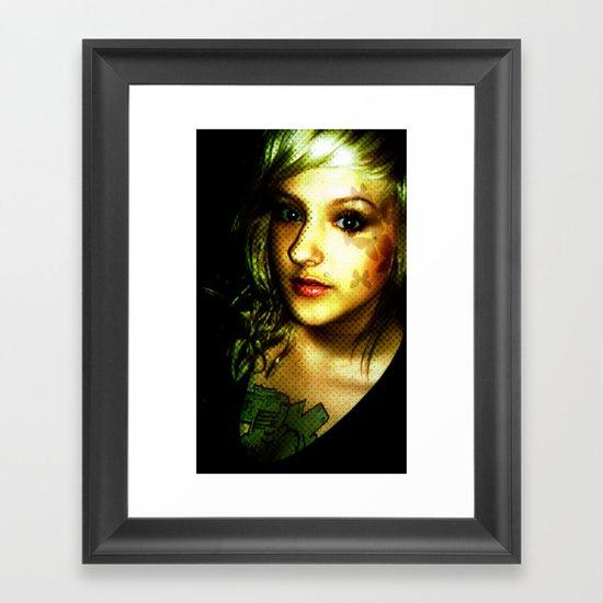 Beautiful Thing Framed Art Print