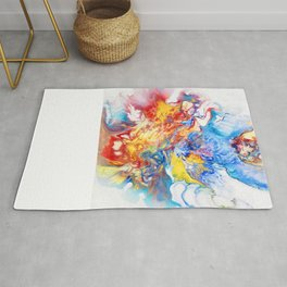 The Butterfly Deva Rug