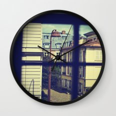 Voyeur (I Spy) Wall Clock