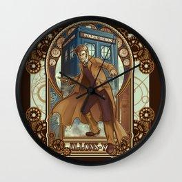 Physicker Whom Wall Clock