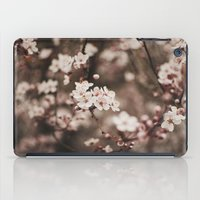 cherry blossom iPad Cases featuring Cherry Blossom by Evan Dalen