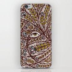 Golden Eye iPhone & iPod Skin