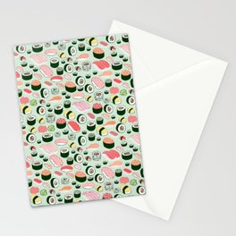 Sushi Forever Stationery Cards
