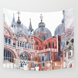Basilica San Marco, Venezia Wall Tapestry