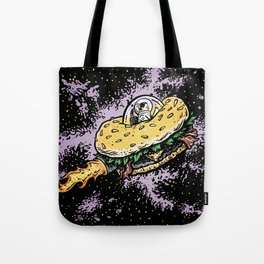 SPACEBURGER - Burger week 2 Tote Bag
