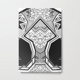 Geokoi Metal Print