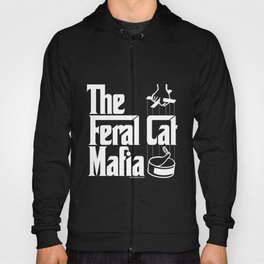 The Feral Cat Mafia Hoody