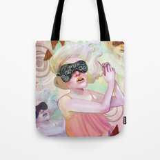 Dream another little dream Tote Bag