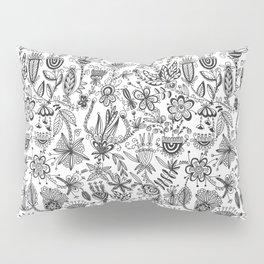 Floral Connection Pillow Sham