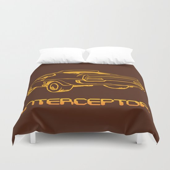 Interceptor Duvet Cover