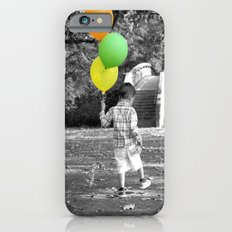 3 Balloons for 3 Years iPhone 6s Slim Case