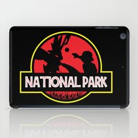 the national iPad Cases featuring National Park by EnoLa