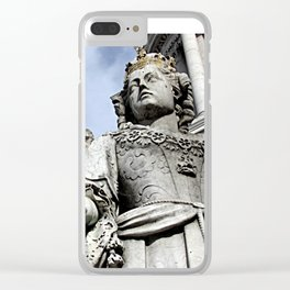 Dominion Clear iPhone Case