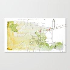 Stavanger Canvas Print