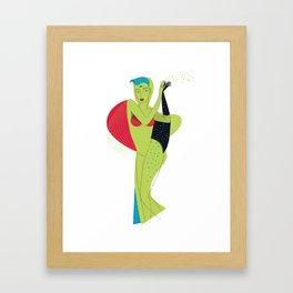 Magic Soul Framed Art Print