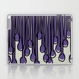 Running to you Ultra Violet Laptop & iPad Skin