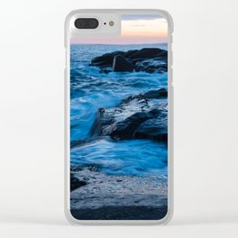 Peggys Point Clear iPhone Case