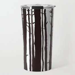 The Trees and The Forest Travel Mug