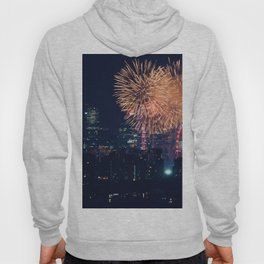 Fireworks in the City (Color) Hoody