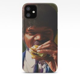 Tasty Burger iPhone Case