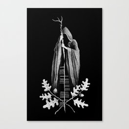 The Cailleach Canvas Print