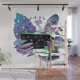 Witchcraft in the Woods Wall Mural