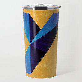 """""""Y"""" Drop Cap Travel Mug"""