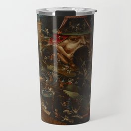 CHRIST IN LIMBO - HIERONYMUS BOSCH  Travel Mug