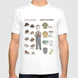 SWING SERIES: LINDY HOPPER T-shirt