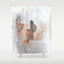 Piece of Cheer 1 Shower Curtain